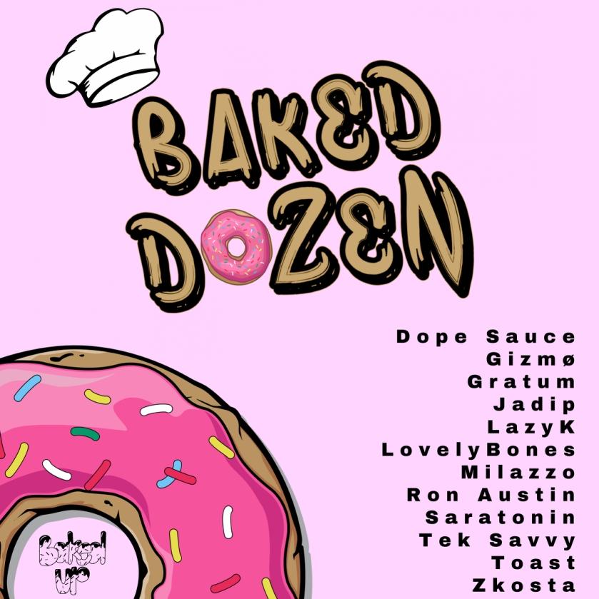 Baked Dozen Roster