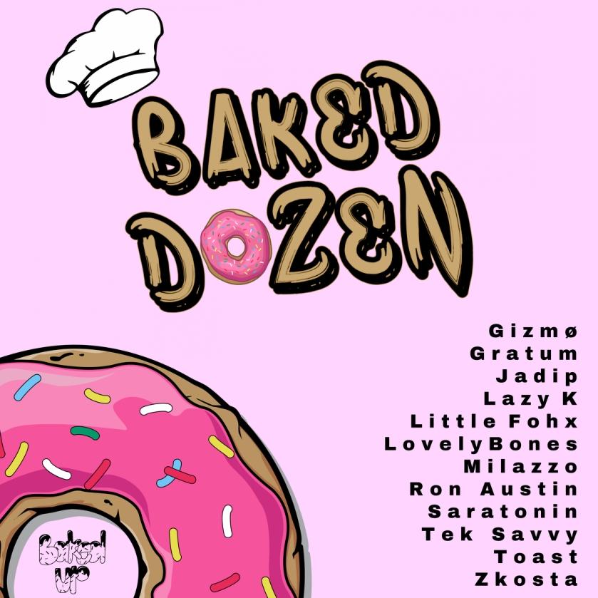 Baked Dozen Roster 2020