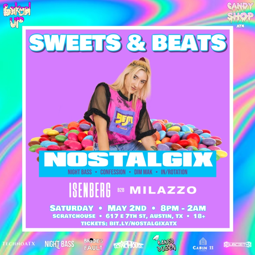 SWEETS BEATS FT NOSTALGIX (1)