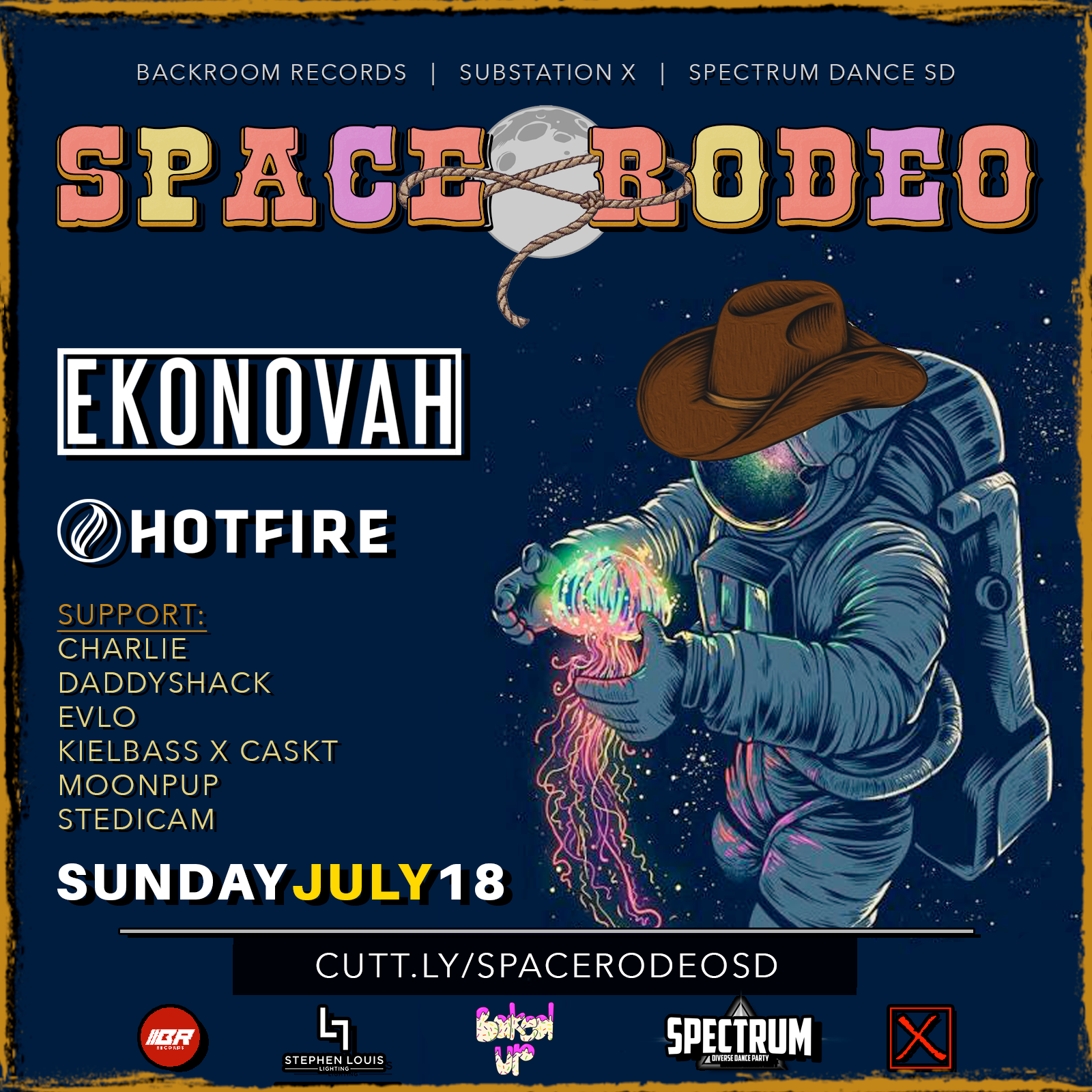 Space Rodeo 7-18